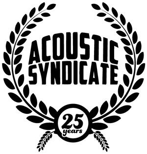 Acoustic syndicate 25th anniversary